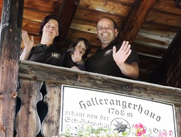 Hallerangerhaus - Kerstin & Thomas